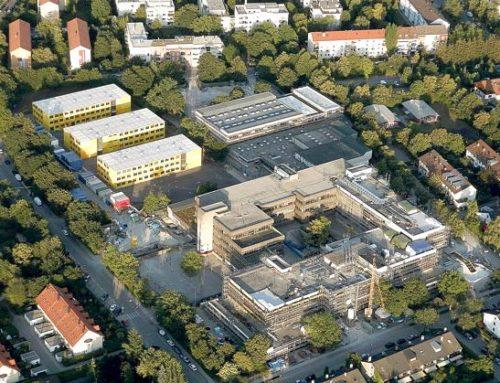 Sanierung des Schulzentrums an der Gerastraße