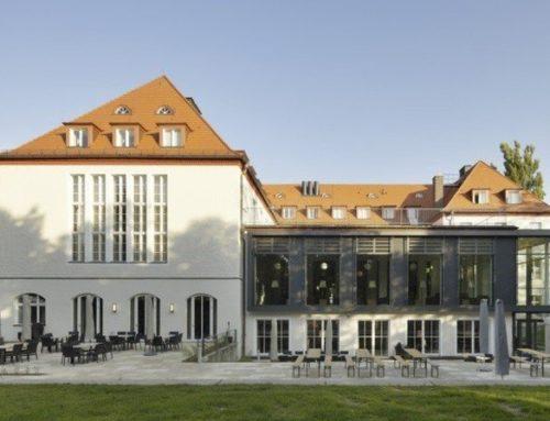 Max-Planck-Gesellschaft, Sanierung Harnack-Haus mit Hörsaal und Gästehaus in Berlin-Dahlem