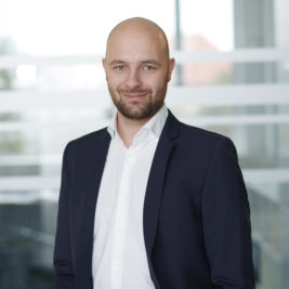 Herr Florian Megele