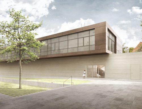 Max-Planck-Institut für Psychatrie München, Neubau Preclinical Center (PCC)
