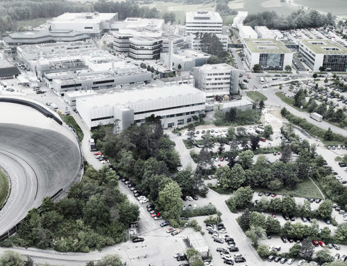 Dr. Ing. h.c. F. Porsche AG, Gesamtfahrzeugprüfgebäude