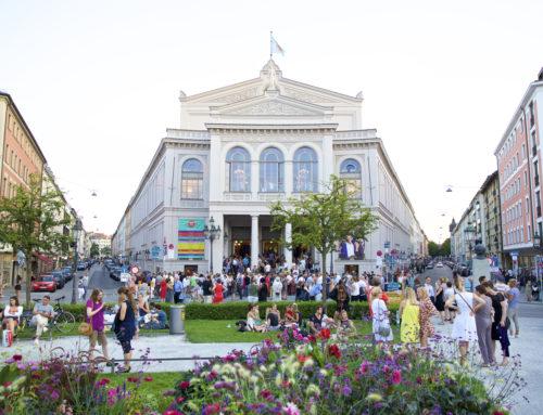 Umbau Staatstheater Am Gärtnerplatz München
