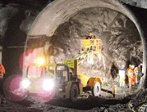 Neubaustrecke Ebensfeld – Erfurt Nördlicher Thüringer Wald: Tunnel Brandkopf und Lohmeberg