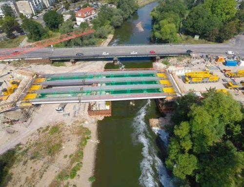 BW11 Muldebrücke im Zuge der B185, Ersatzneubau