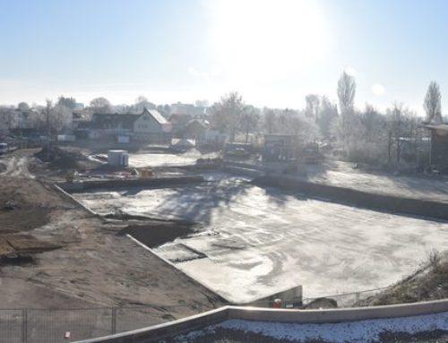 Neubau einer 2-fach/3-fach Turnhalle am Schulzentrum Puchheim